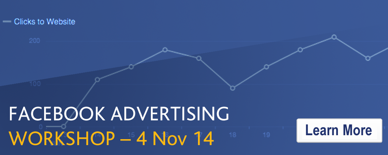 effective Facebook advertising workshop