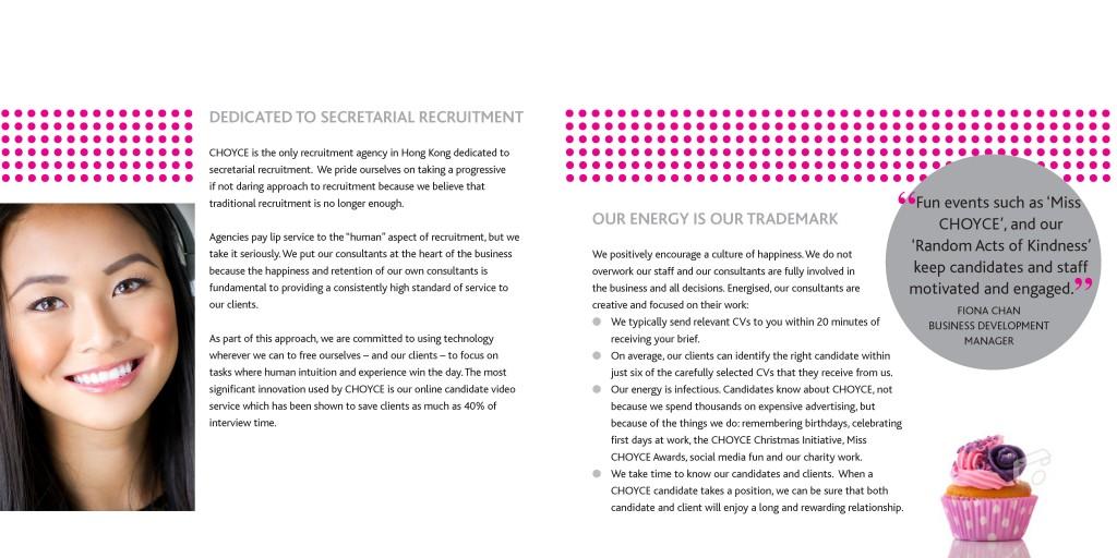 CHOYCE – Secretarial Recruitment
