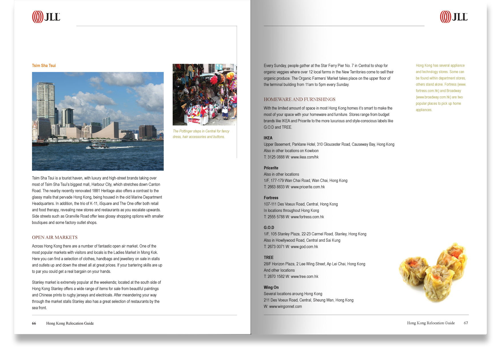 JLL – Relocation Guide