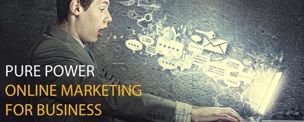 Online marketing - pure power