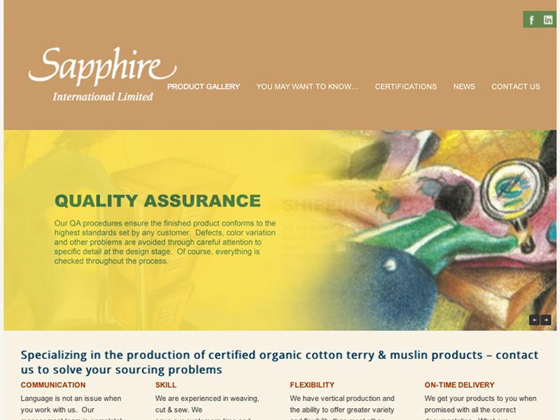 Sapphire International