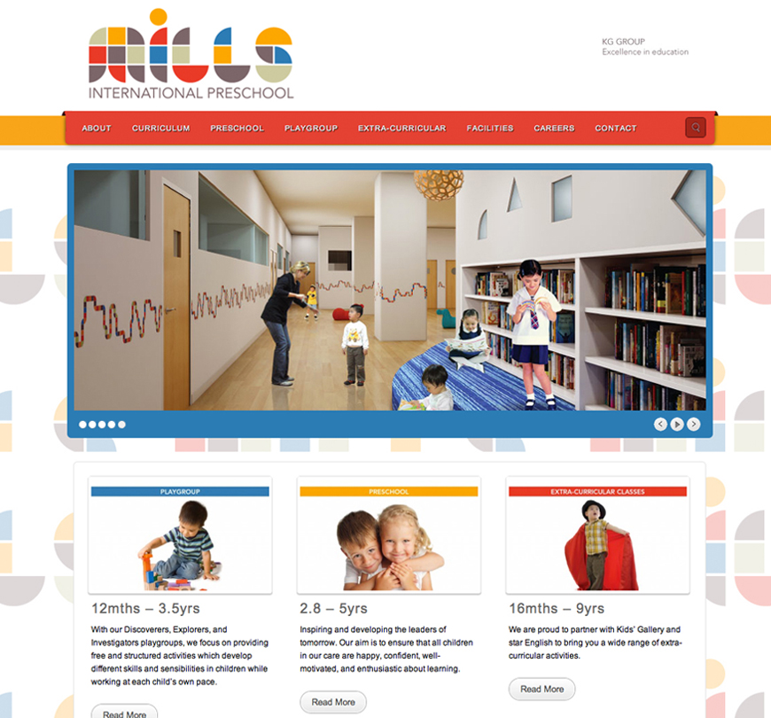 Mills International Preschool