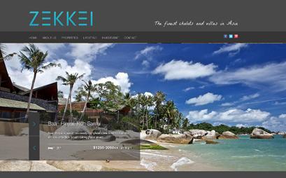 Zekkei Collection villas and ski homes rental