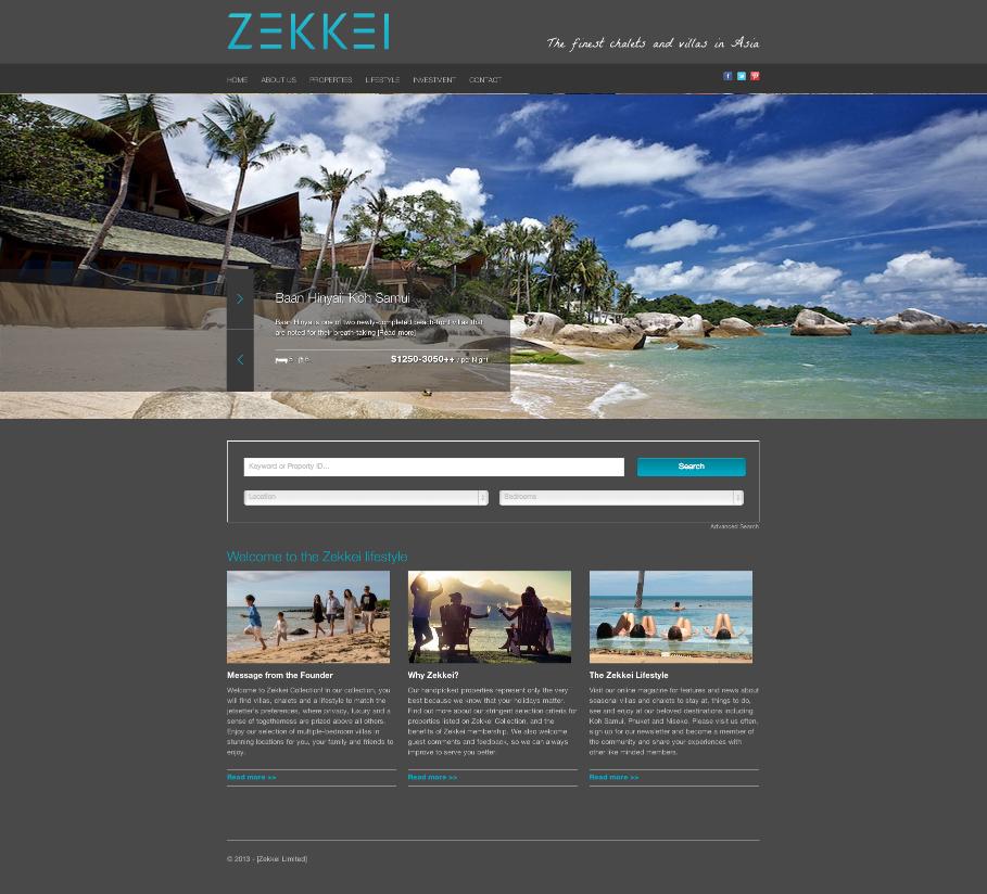 Zekkei Collection