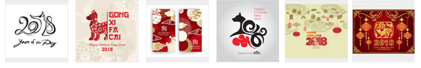 Chinese New Year Card Choices