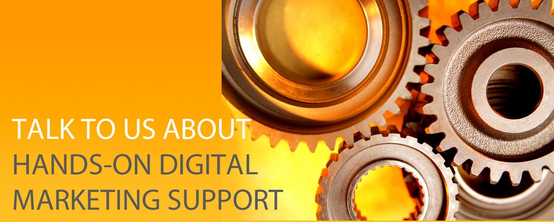 Hands on Digital Marketing Support Northern Ireland